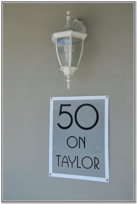 50 on Taylor Burgersdorp selfsorg akkommodasie