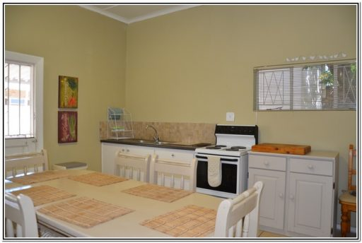 Greenwood Guest House accommodation Burgersdorp