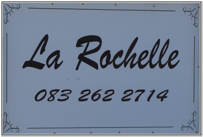 La Rochelle Guesthouse logo