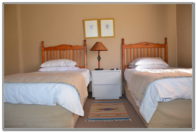 Murray House Guesthouse Burgersdorp Bedroom 1