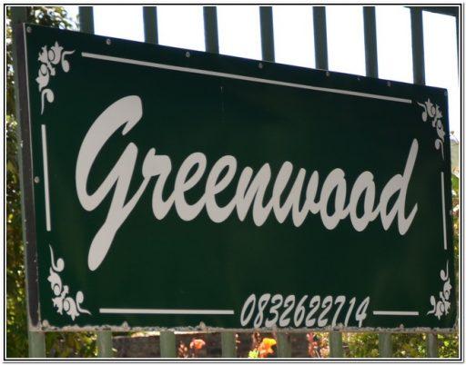 greenwood name plate